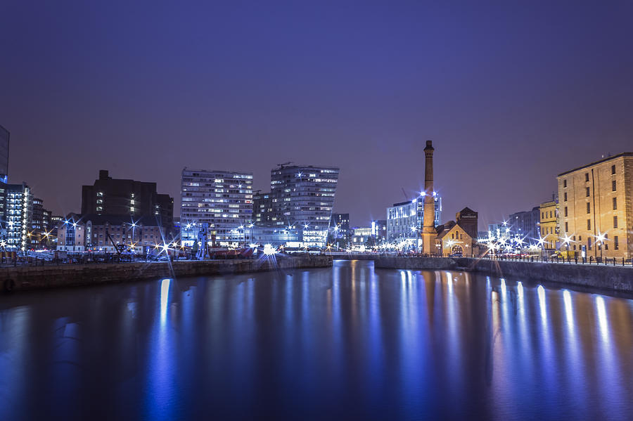 Salthouse Dock - Liverpool Photograph