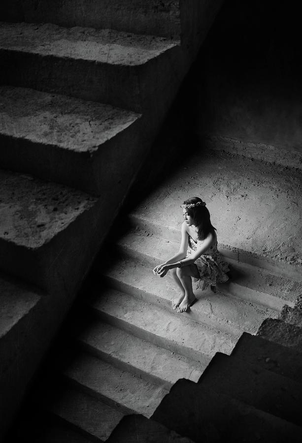 Portrait Photograph - =/=/= by Sebastian Kisworo