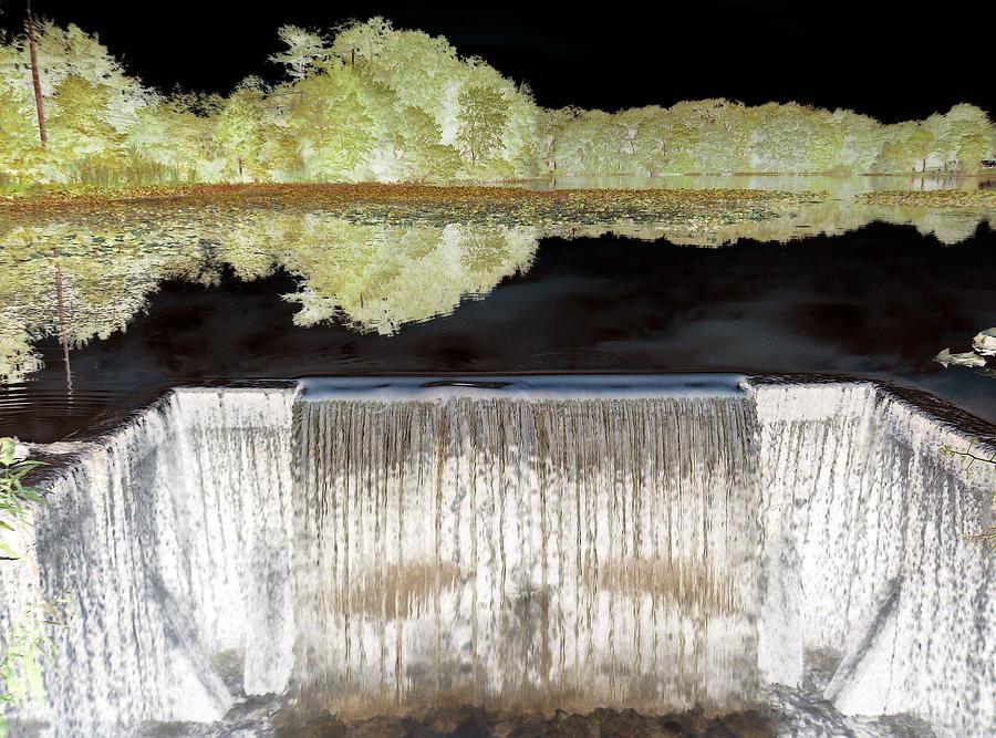 Waterfall Photograph -  Waterfall 1 by Dietrich ralph  Katz