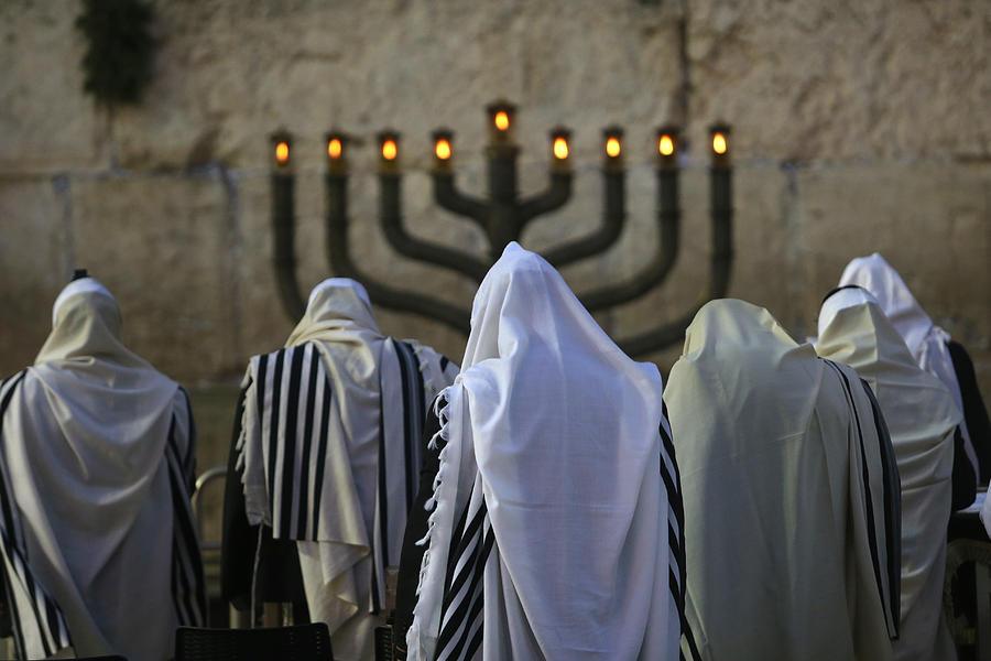 Western Wall Photograph - 007 Jerusalem by Alex Kolomoisky