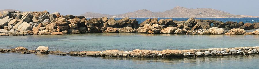 Greece Photograph - 0084236 - Paros - Naousa by Costas Aggelakis