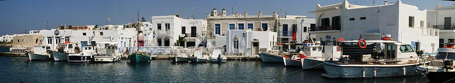 Greece Photograph - 0084246 - Paros - Naousa by Costas Aggelakis