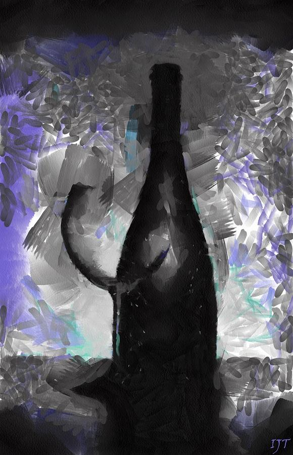 Still Life Painting - 0196 by I J T Son Of Jesus
