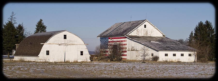 Farm Photograph - 020913-22 by Mike Davis