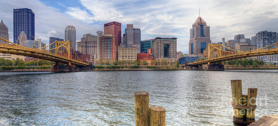 Pittsburgh Photograph - 0311 Pittsburgh 1 by Steve Sturgill