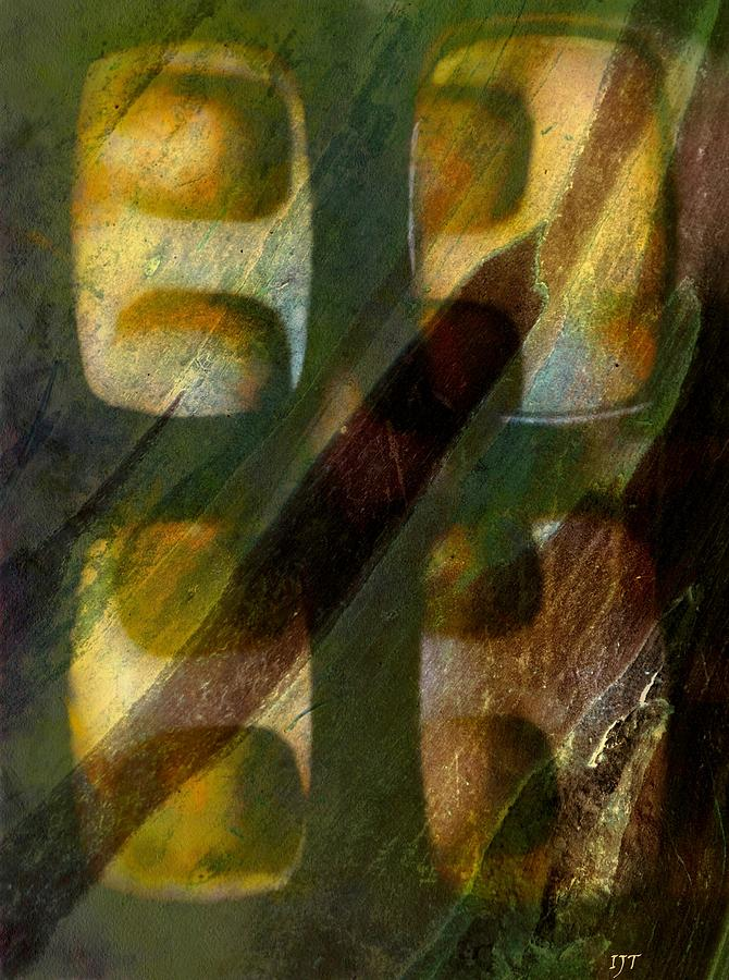 Still Life Painting - 0359 by I J T Son Of Jesus