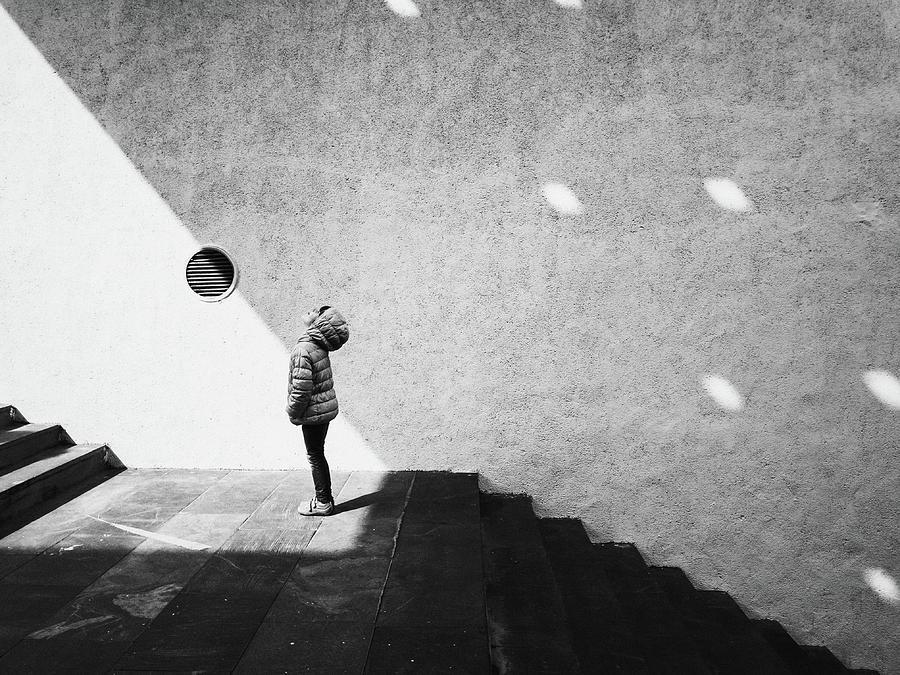 Street Photograph - *** by Aleksandrova Karina