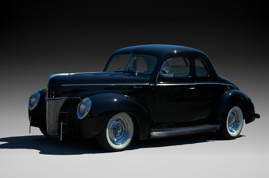 1940 ford coupe hot rod photograph by tim mccullough