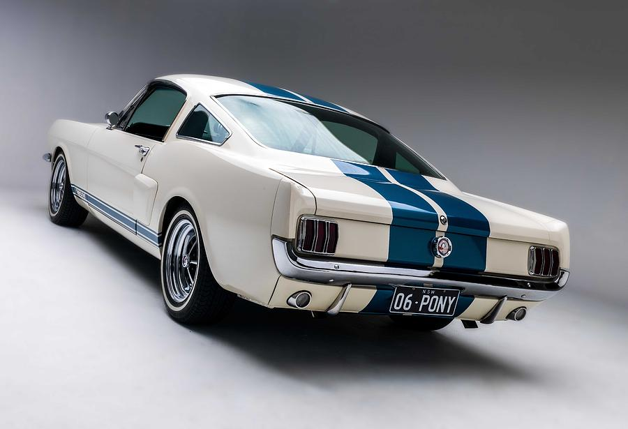 1966 Mustang GT350 by Gianfranco Weiss