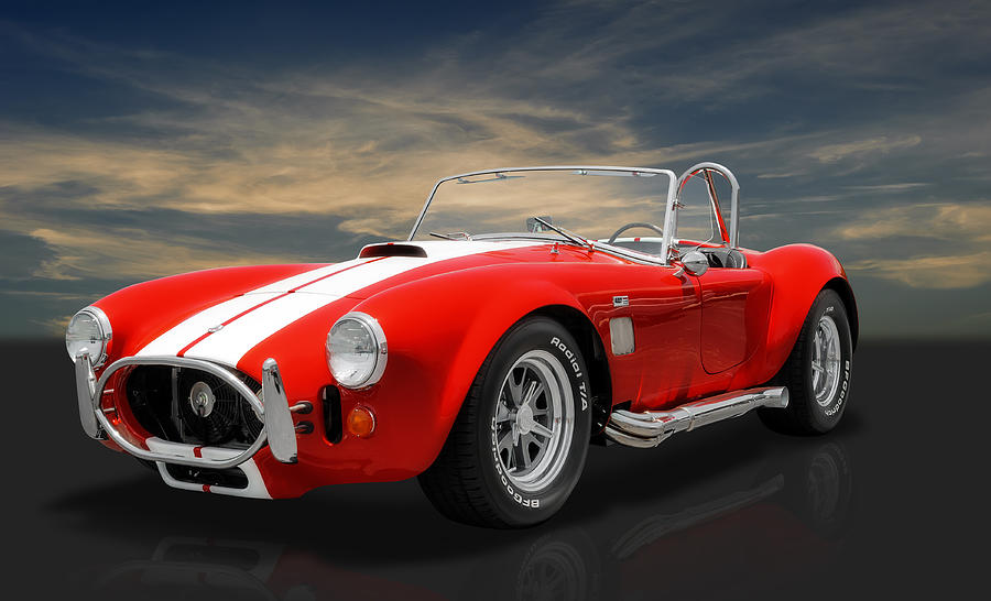 1967 Shelby Cobra Everett 427