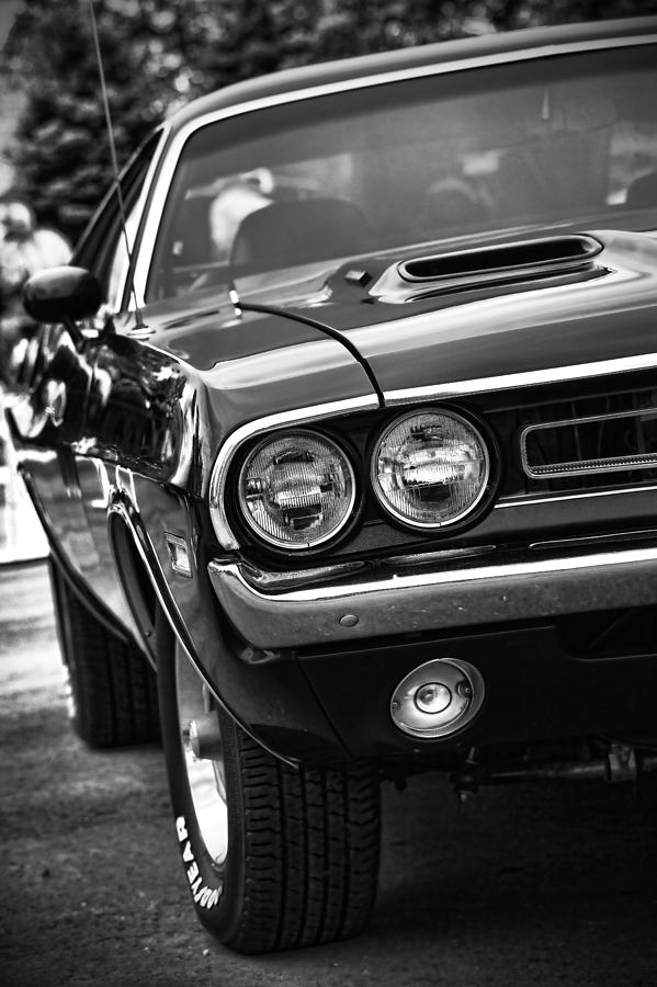 1971 Dodge Charger: 1971 Dodge Challenger R/t Photograph By Gordon Dean II