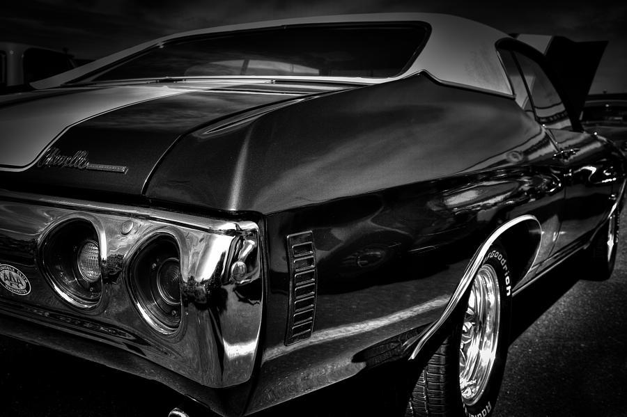 72 Photograph - 1972 Chevrolet Chevelle by David Patterson