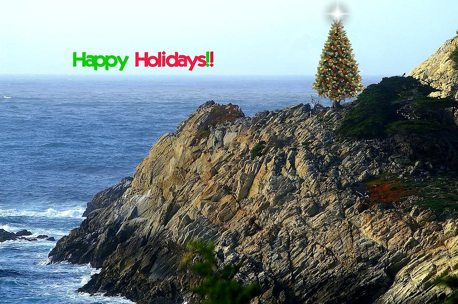 Coastal Holiday by David Armentrout