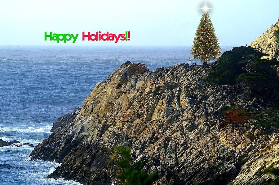 Coastal Holiday by David Armentrout