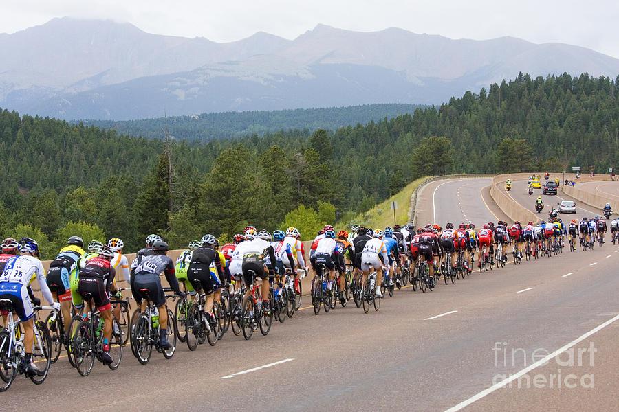 2014 Usa Pro Cycling Challenge Photograph