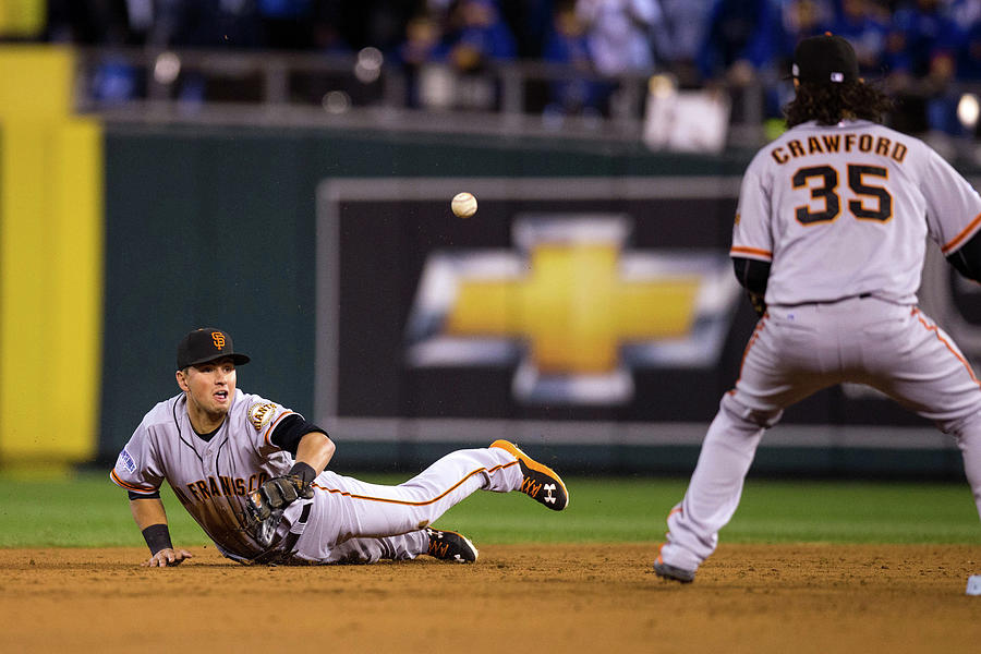 2014 World Series Game 7 San Francisco 1 Photograph by Brad Mangin