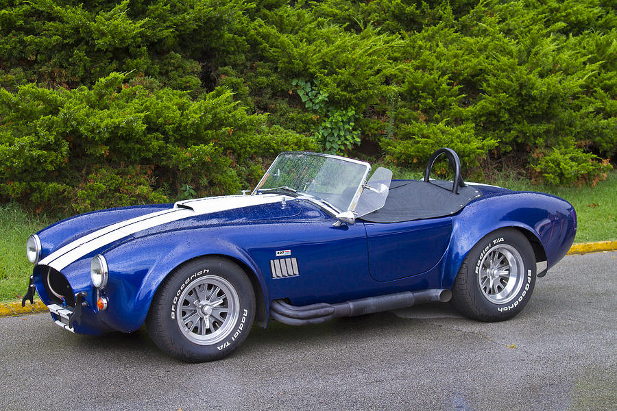 American Photograph - 427 Cobra by Jack R Perry