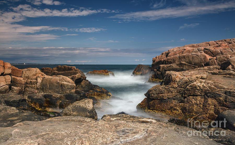 Seascape Photograph - 45 by Rrea Brown