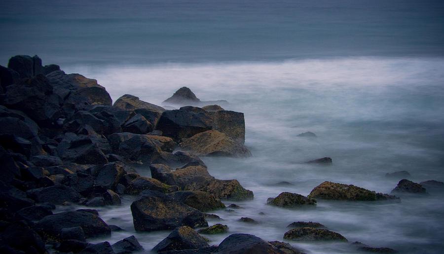 Rocks Photograph - A Little Rocky by Michael James