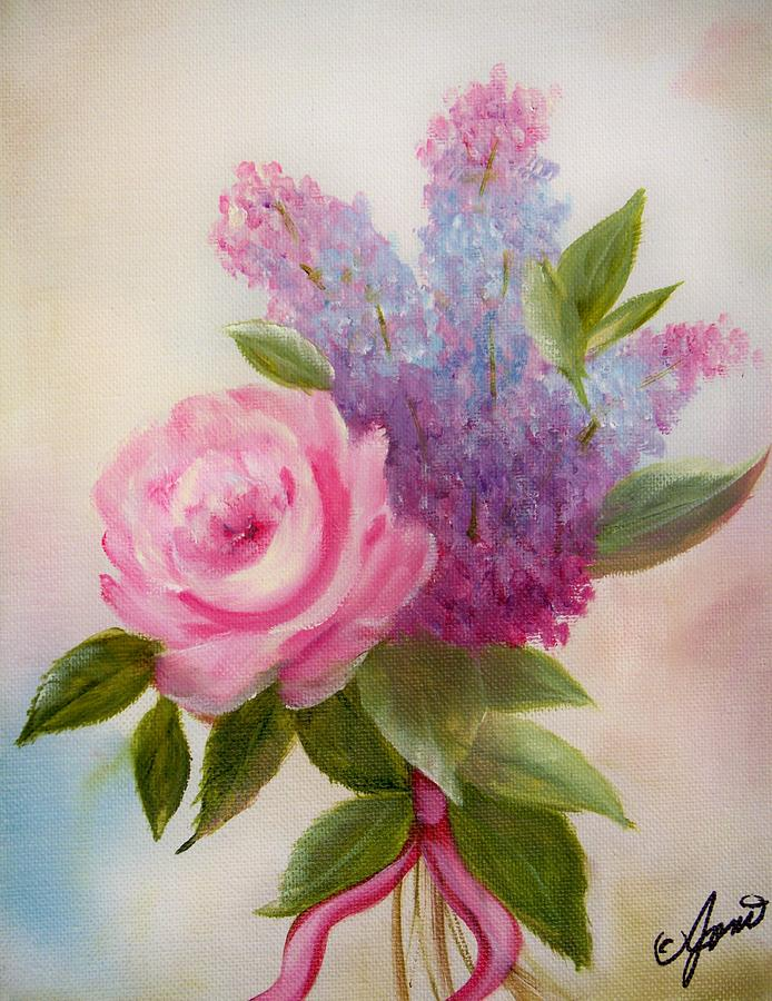 A Rose For You by Joni McPherson