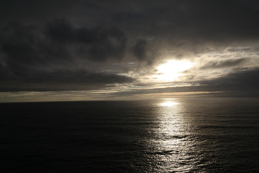 A View Of The Ocean Photograph