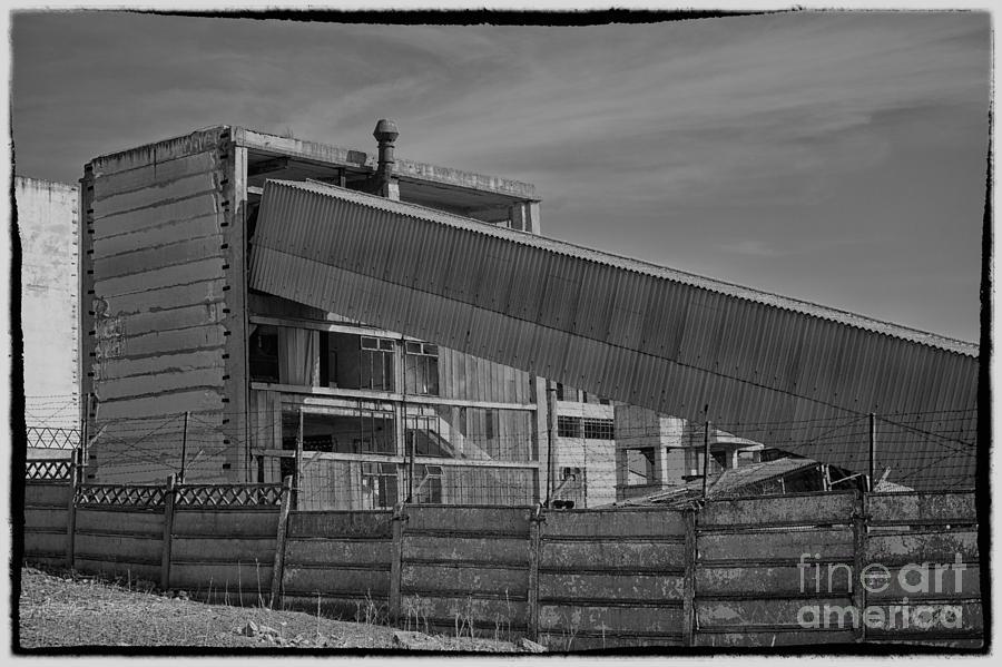 Abandon Photograph - Abandoned Factory At Vadu by Gabriela Insuratelu