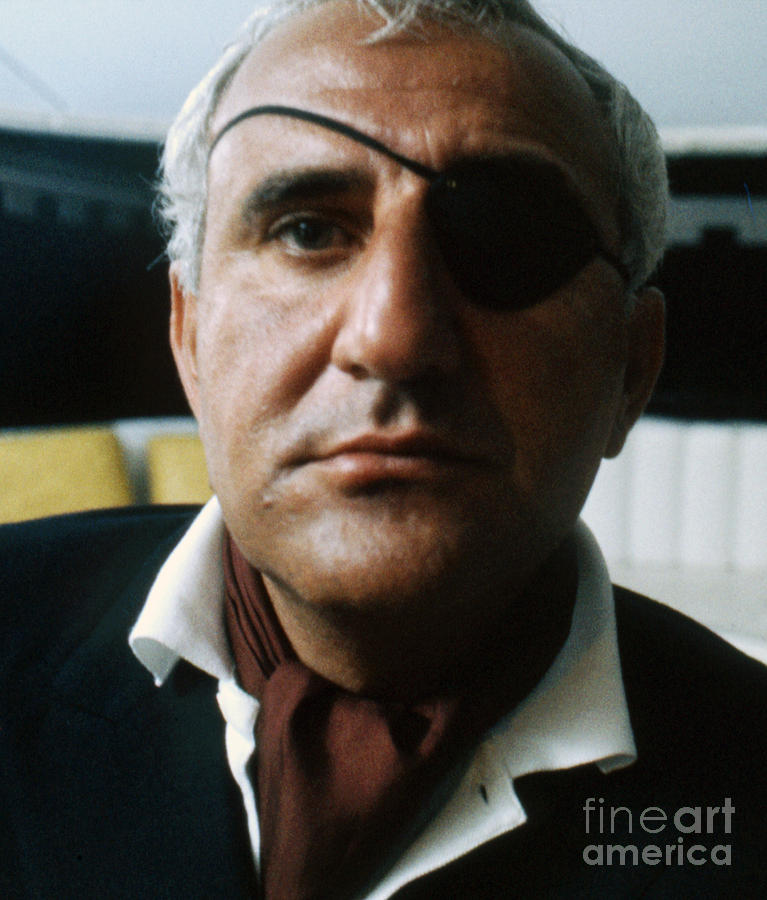 Adolfo Celi As Emilio Largo In Thunderball Photograph By The