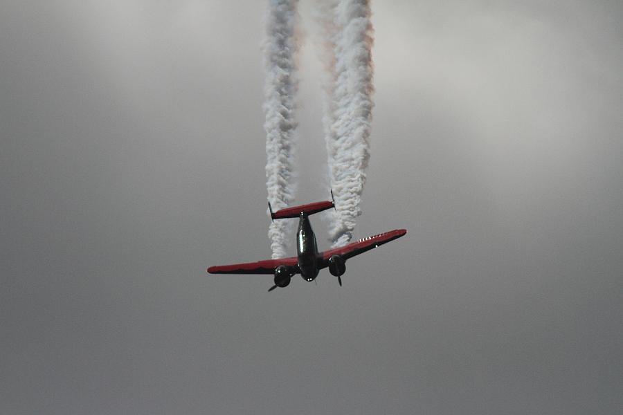 Aerobatics Photograph - Aerobatics 2 by Maxwell Amaro