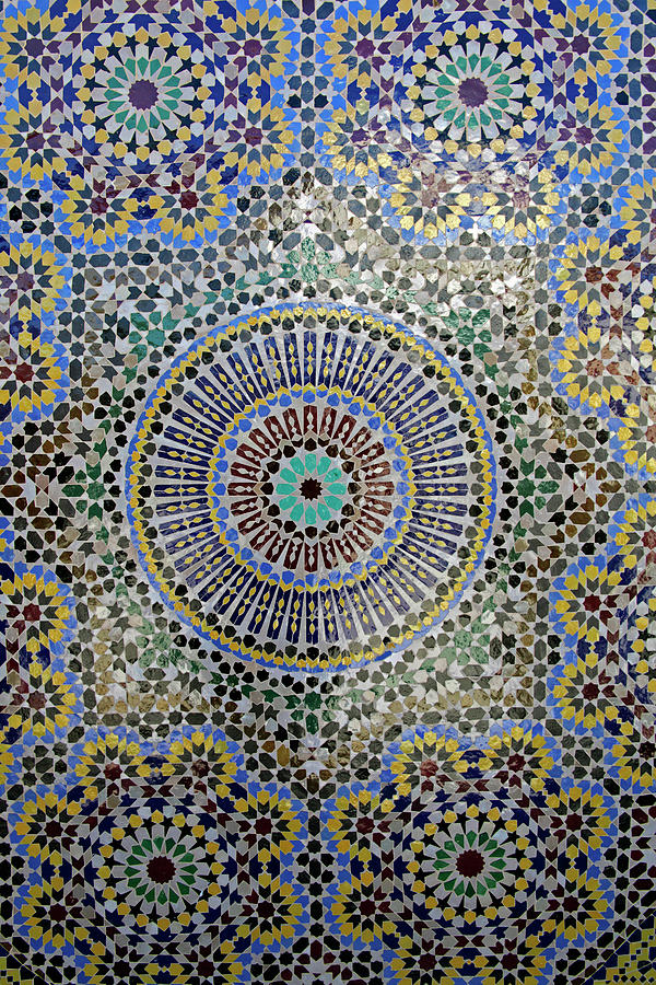 Africa Photograph - Africa, Morocco, Fes by Kymri Wilt