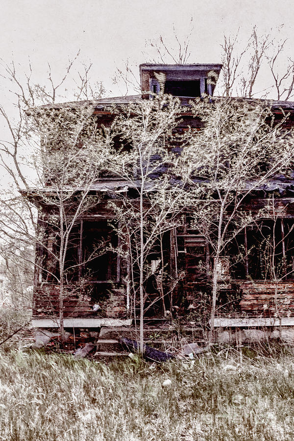 House Photograph - Aftermath by Margie Hurwich