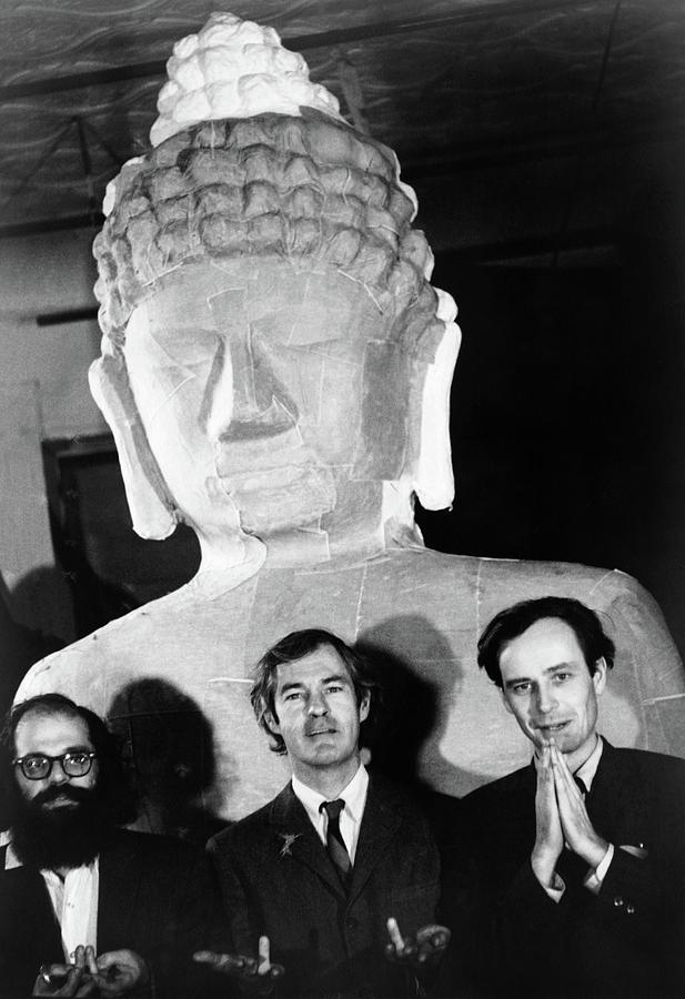 1960s Photograph - Allen Ginsberg by Granger