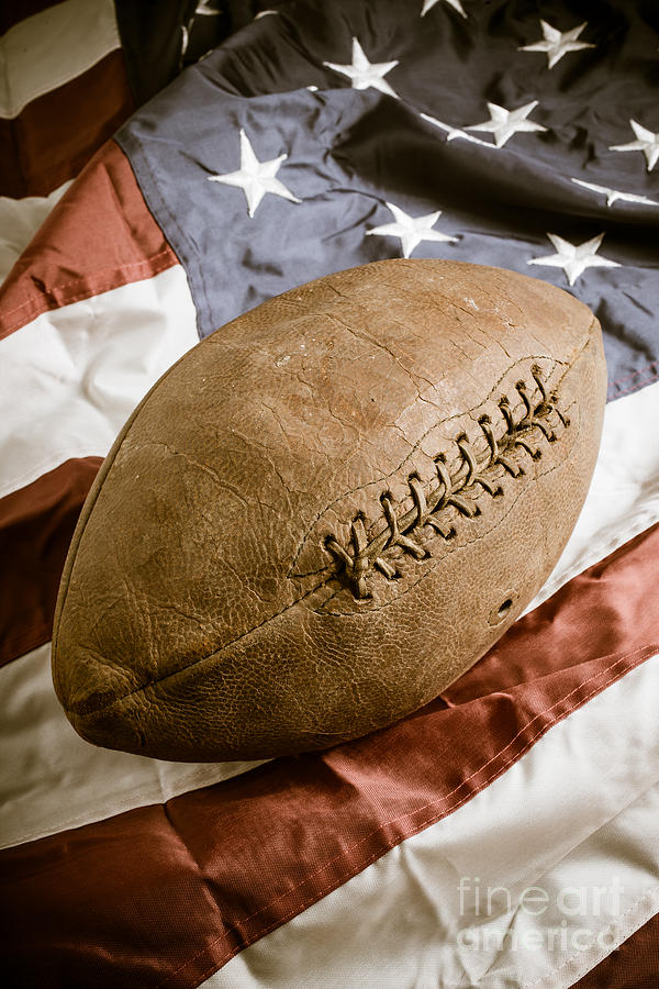 American Football Photograph