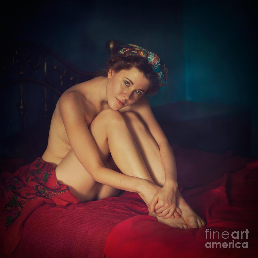 Nu Photograph - Anna by Ksenia Alekseeva