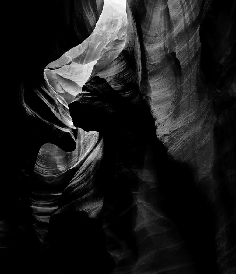 Canyon Photograph - Antelope Canyon by Jessica Wakefield