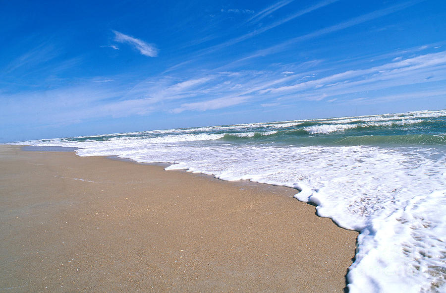 Beach Photograph - Apollo Beach by Millard H. Sharp