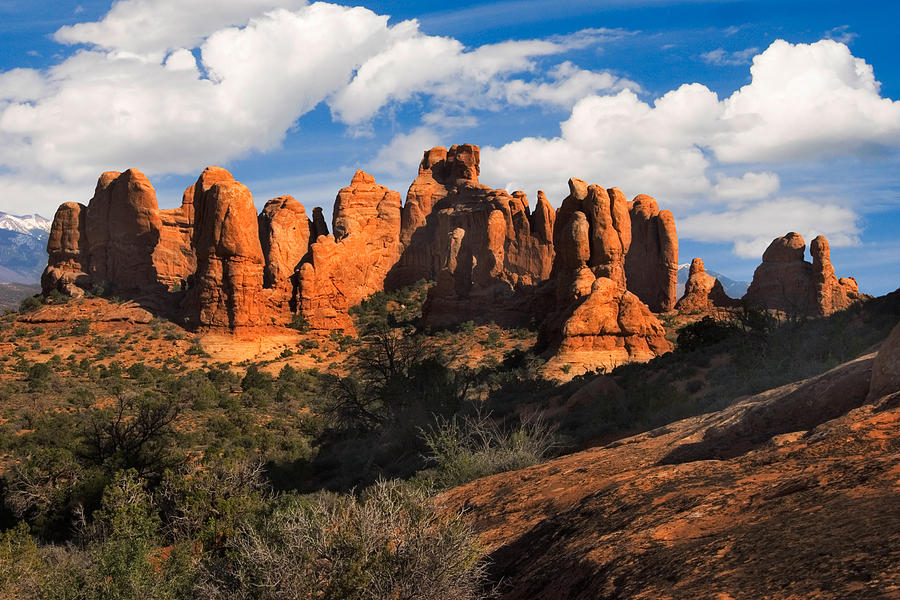 Arches National Park Photograph - Arches National Park by Utah Images