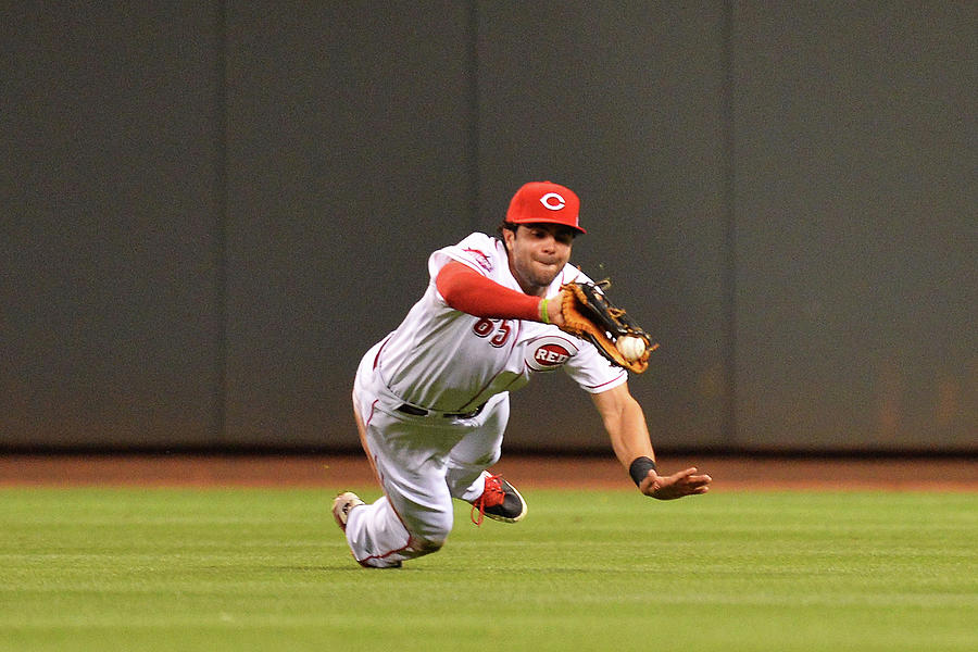 Arizona Diamondbacks V Cincinnati Reds Photograph by Jamie Sabau