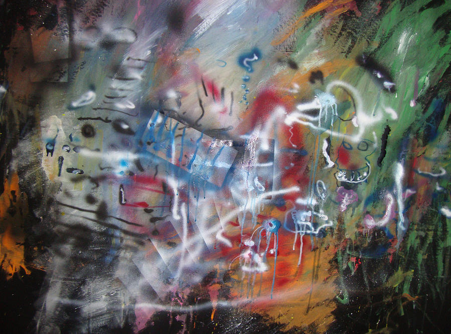 Abstract Painting - ART by Leigh Odom