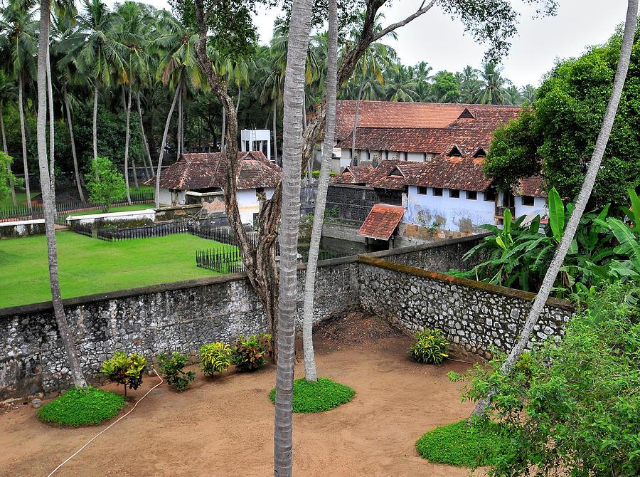 Asia Photograph - Asia, India, Tamil Nadu, Padmanabhapuram by Steve Roxbury