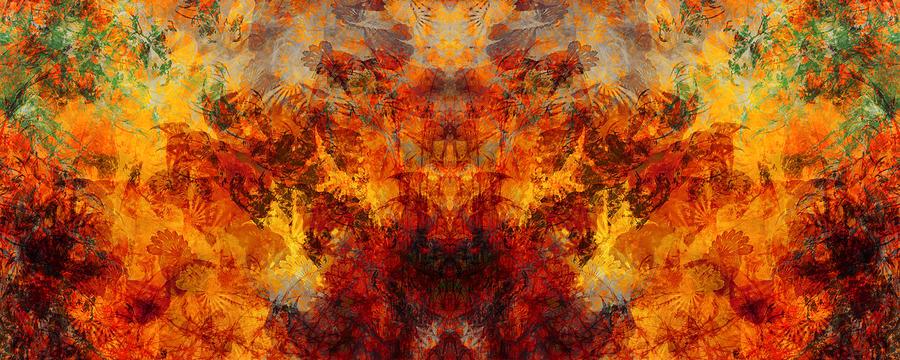 Autumn Painting - Autumn Glory by Christopher Gaston