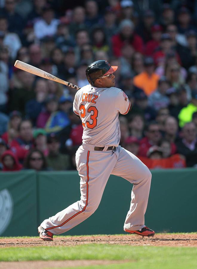 Baltimore Orioles V Boston Red Sox 1 Photograph by Rob Tringali