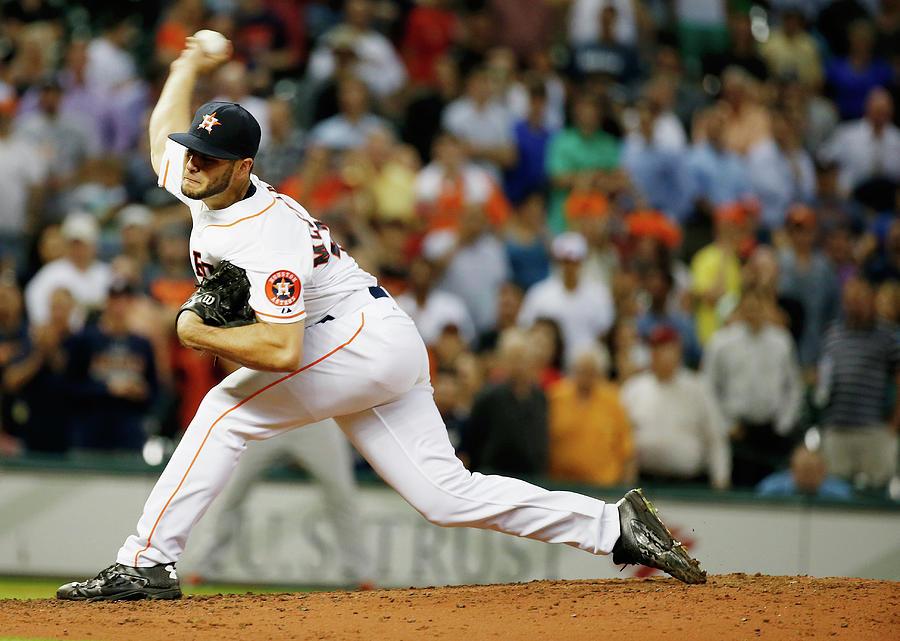 Baltimore Orioles V Houston Astros 1 Photograph by Scott Halleran