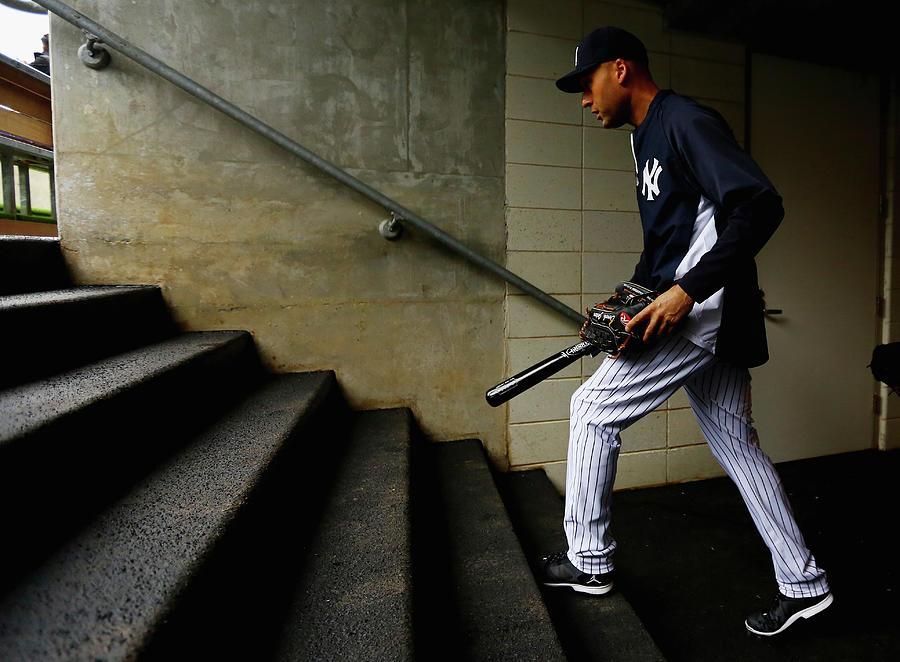 Baltimore Orioles V New York Yankees 1 Photograph by Al Bello