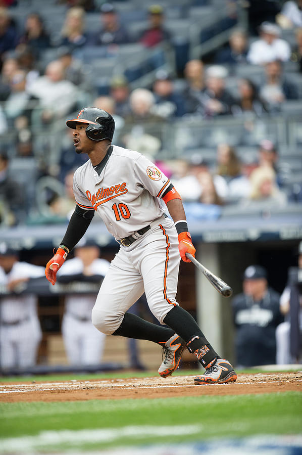 Baltimore Orioles V New York Yankees 1 Photograph by Rob Tringali