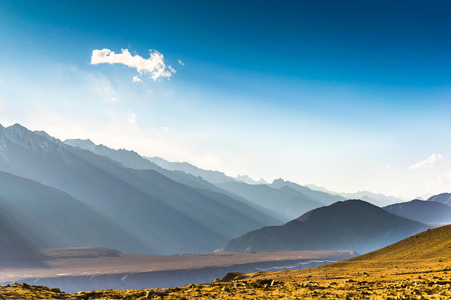 Beautiful Landscape In Norther Part Of India Photograph by Primeimages