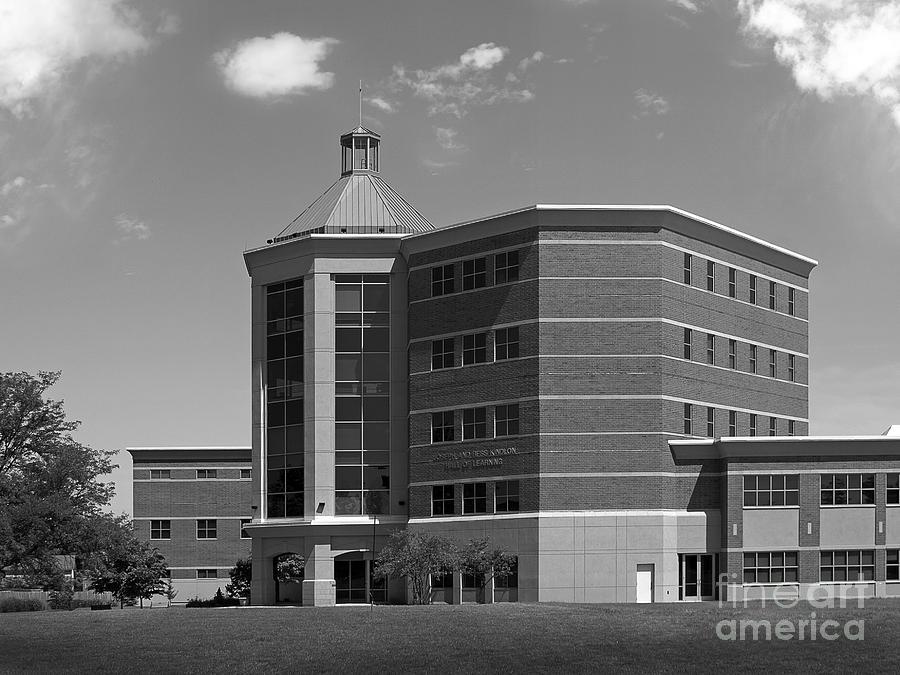 Benedictine University Photograph - Benedictine University Kindlon Hall by University Icons