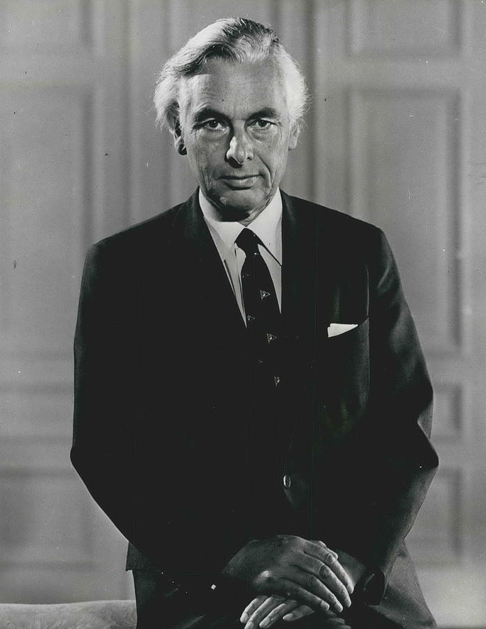 Retro Photograph - Bermuda Governor Shot by Retro Images Archive
