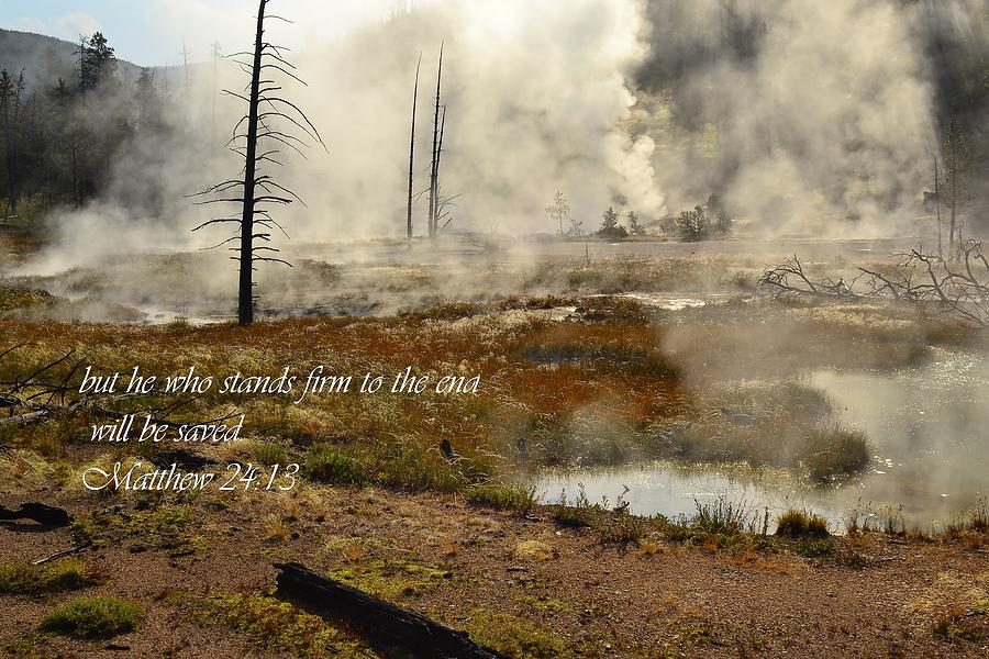 Bible Verse Photograph - Bible Verse by Erich Cabigting
