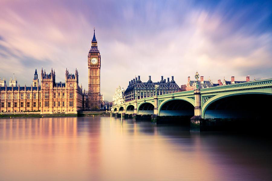 Big Ben Photograph by Lightkey