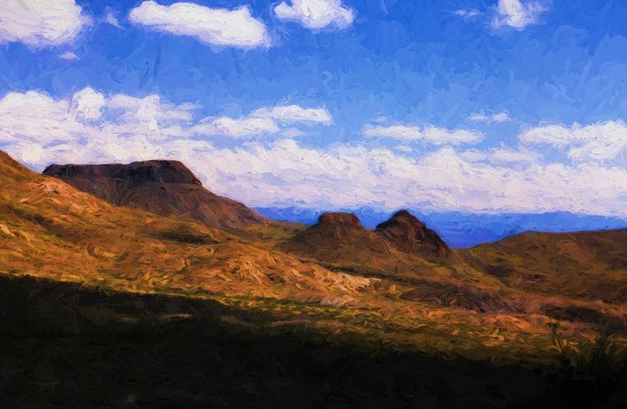 Texas Photograph - Big Bend National Park by Shannon Story